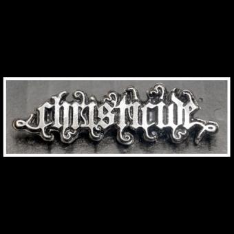 Christicide - Logo - Metal-PIN