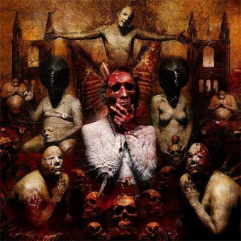 Vader - Impressions in Blood - CD