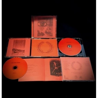 Golden Dawn / Apeiron  - Split Demo 1995 - D-CD