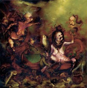 Unaussprechlichen Kulten - Keziah Lilith Medea - LP