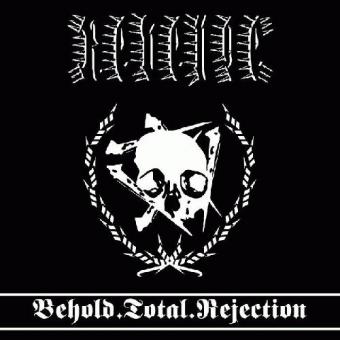 Revenge - Behold.Total.Rejection - CD
