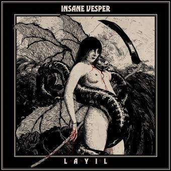 Insane Vesper – LayiL - Digipak CD