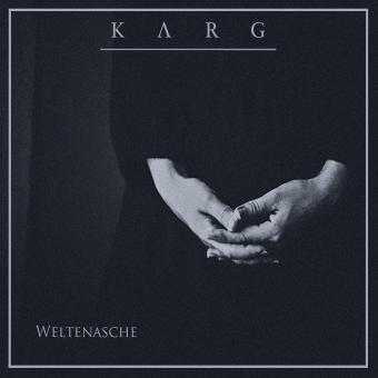 Karg – Weltenasche - Digipak CD