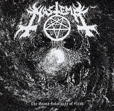 Mastema - The Grand Holocaust of Flesh - CD
