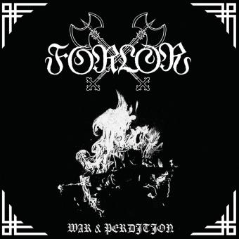 Forlor - War & Perdition - CD