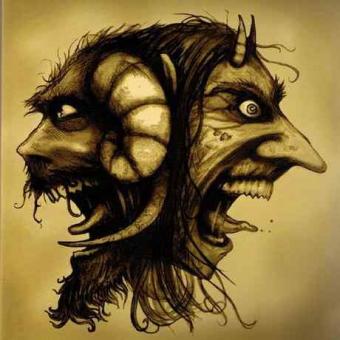 Arckanum / Sataros Grief - Split EP