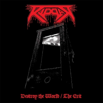 Ripper - Destroy The World / The Exit - LP