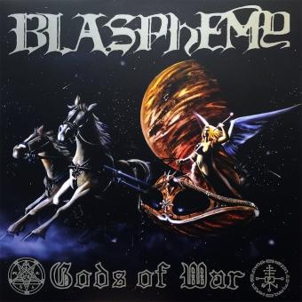 Blasphemy - Gods of War - Blood Upon The Altar - LP