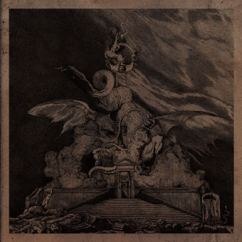 Shaarimoth - Temple of the Adversarial Fire - LP