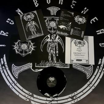 Baxaxaxa - Hellfire - LP