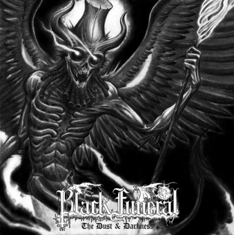 Black Funeral – The Dust & Darkness - Digi CD