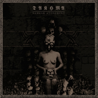 Dakhma – Hamkar Atonement - Digi CD