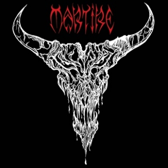 Martire - Brutal Legions of the Apocalypse - CD