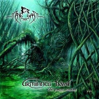 Manegarm - Urminnes Hävd - The Forest Sessions - MCD