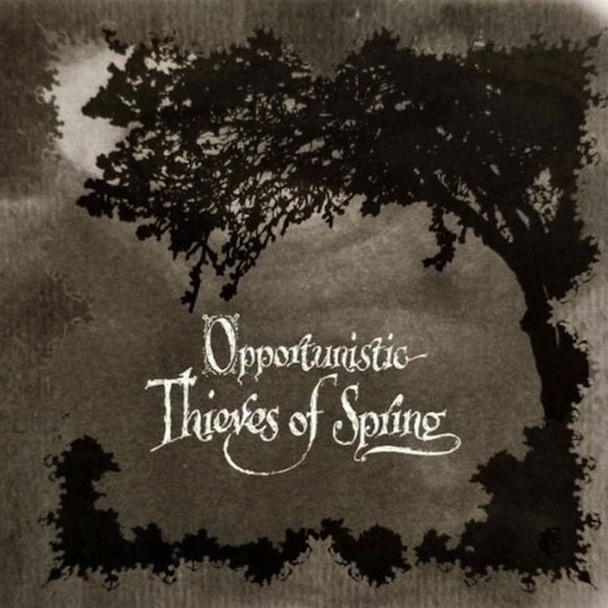 A Forest of Stars - Opportunistic Thieves of Spring - DigiCD