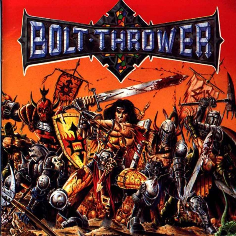 Bolt Thrower - War Master - CD