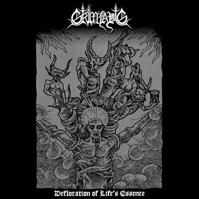 Grimfaug - Defloration of Life's Essence - LP