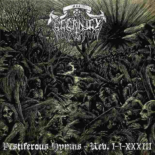 Eternity - Pestiferous Hymns - Rev. I-I-XXXIII - LP