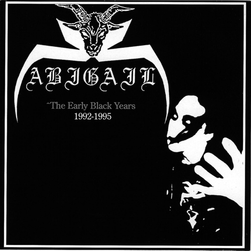 Abigail - The Early Black Years (1992-1995) - CD