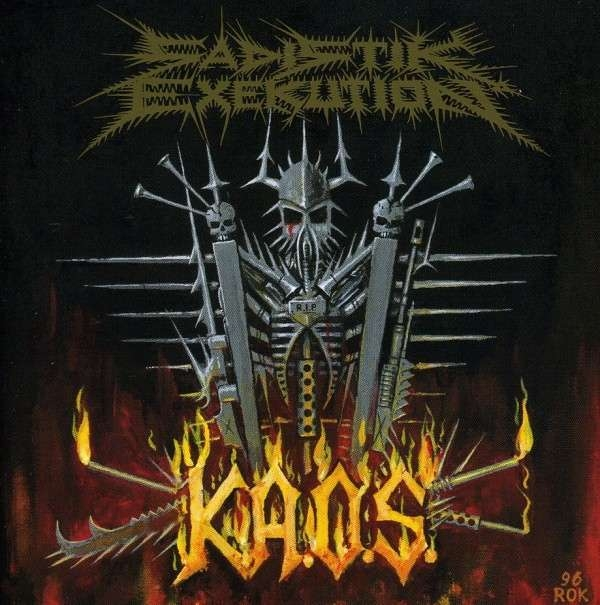 Sadistik Exekution - K.A.O.S. - CD