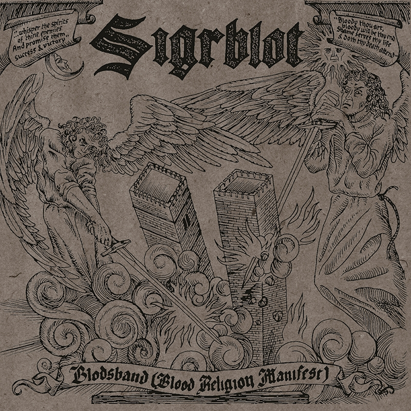 Sigrblot - Blodsband (Blood Religion Manifest) - CD