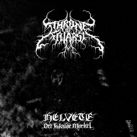 Throne of Katarsis -Helvete-Det Iskalde Mørket - CD