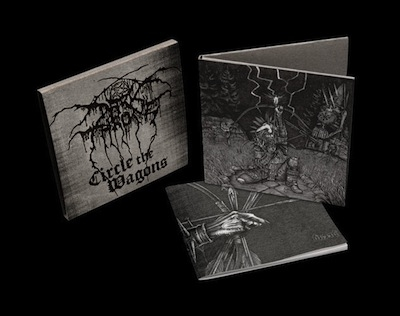 Darkthrone - Circle the Wagons - CD (special edition)