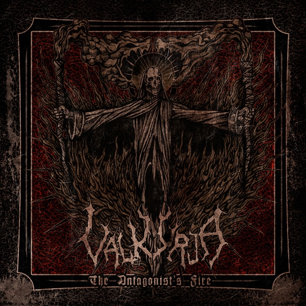 Valkyrja - The Antagonist's Fire - LP