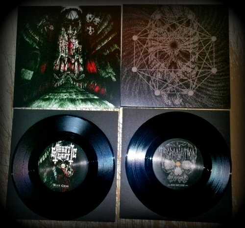 Sabbatic Goat / Trepanation - Split-EP