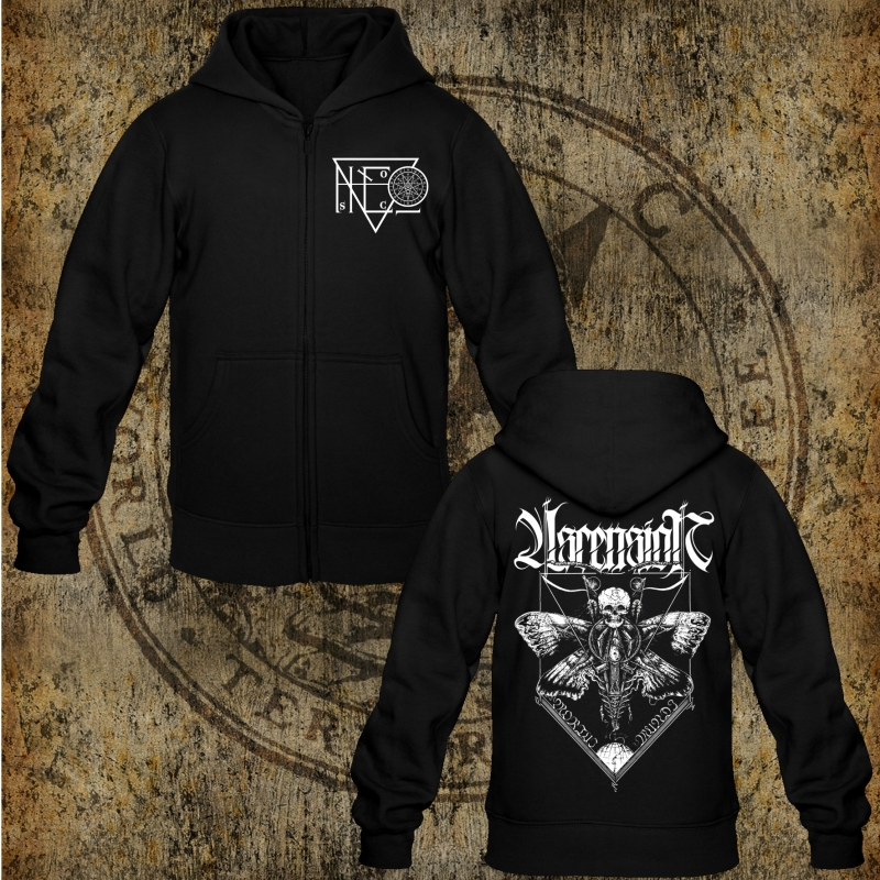 Ascension - Mortui Mundi - Hooded Zipper