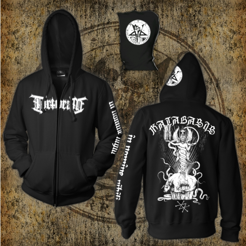 Tortorum - Katabasis - Hooded Zipper