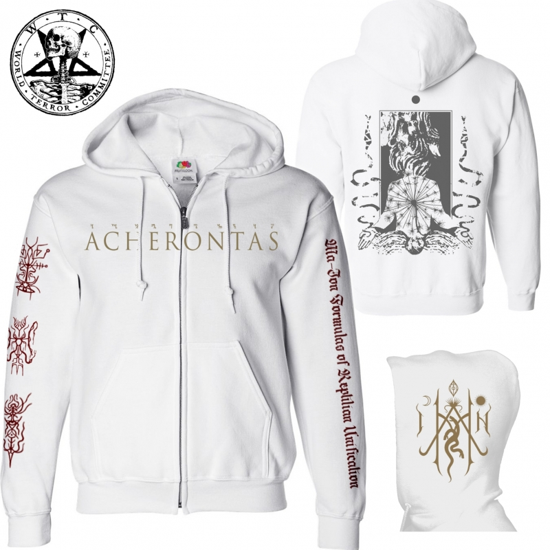 Acherontas - Ma-IoN - Hooded Zipper