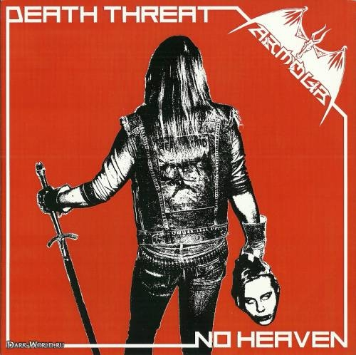 Armour - Death Threat / No Heaven - EP