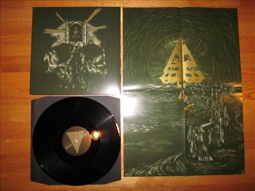 Gnosis - The Third Eye Gate - LP