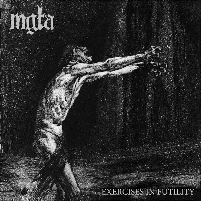 Mgla - Exercises in Futility - CD