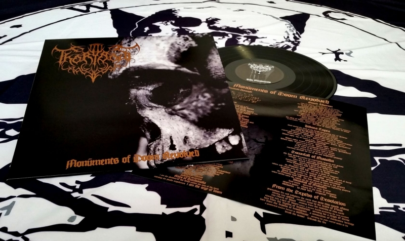 Thorybos - Monuments of Doom Revealed - LP