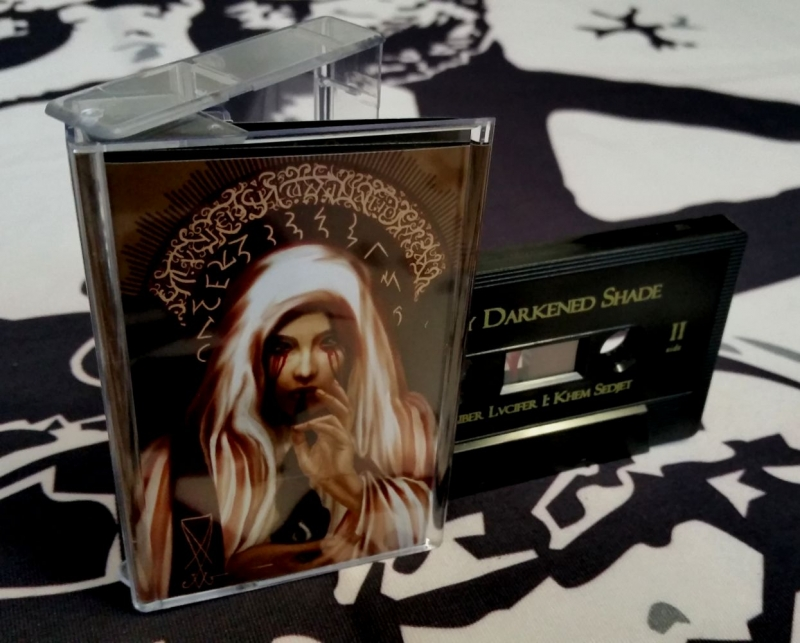 Thy Darkened Shade - Liber Lvcifer I: Khem Sedjet - Pro-Tape
