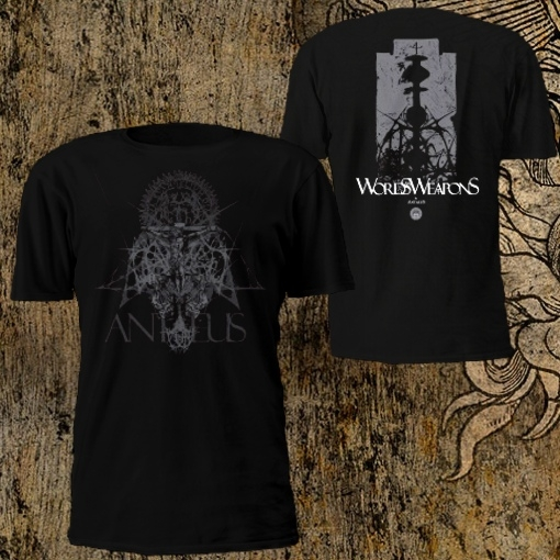Antaeus - Words as Weapons - T-Shirt