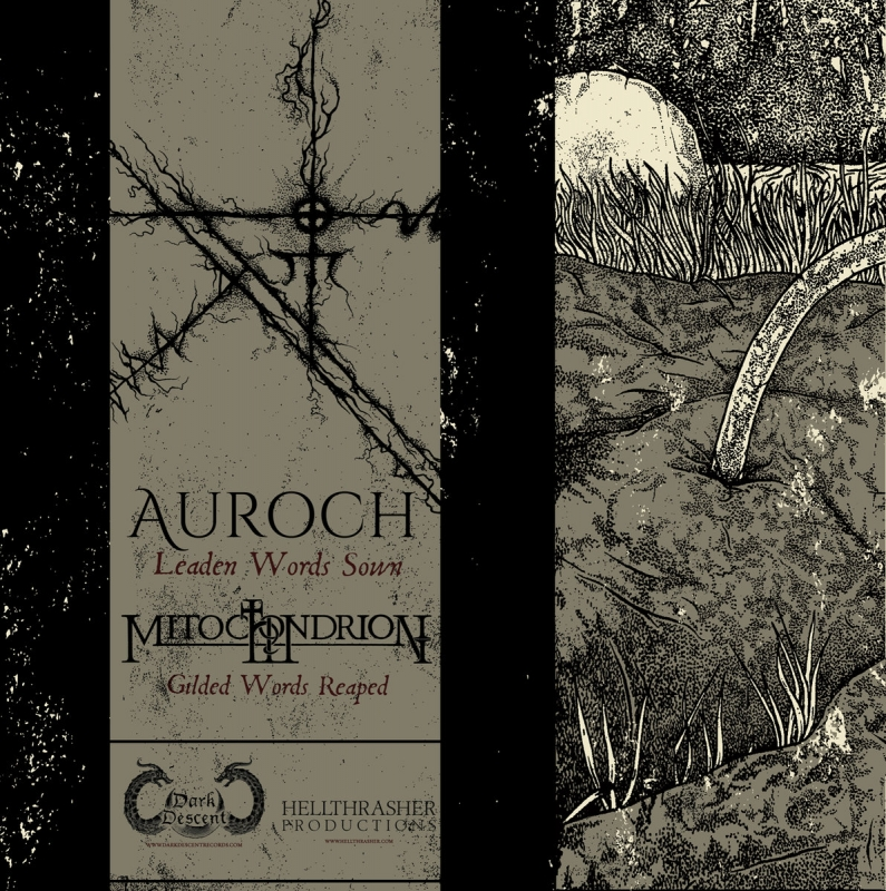 Auroch / Mitochondrion - In Cronian Hour - Split-EP