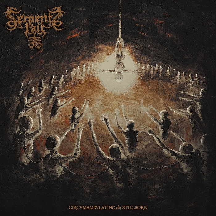 Serpents Lair - Circumambulating the Stillborn - DigiCD