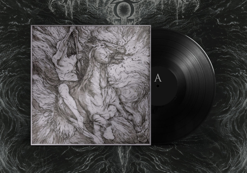 Devouring Star - Through Lung and Heart - LP