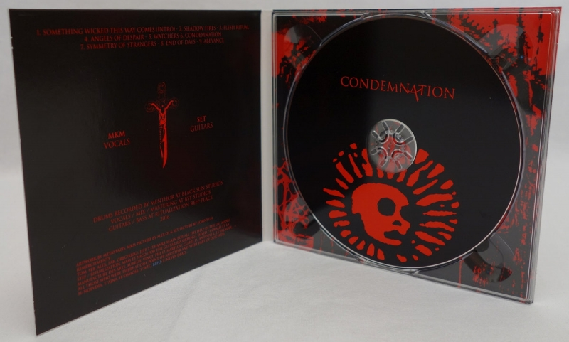 Antaeus - Condemnation - DigiCD
