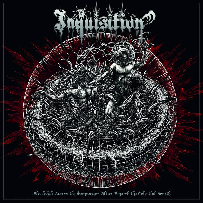 Inquisition - Bloodshed Across the Empyrean Altar Beyond... - CD