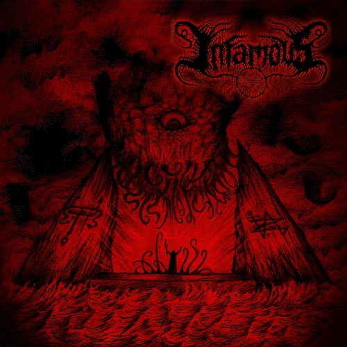 Infamovs - Under the Seals of Death - CD