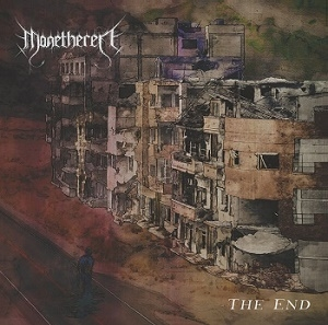 Manetheren - The End - CD