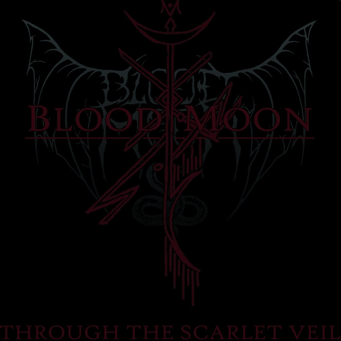 Blood Moon - Through the Scarlet Veil - DigiCD