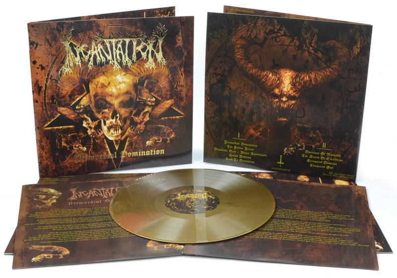 Incantation - Primordial Domination - LP