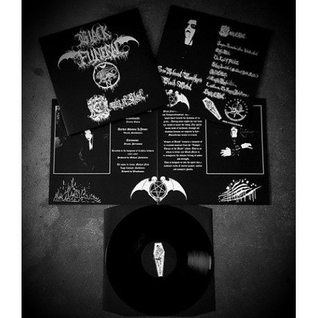 Black Funeral - Empire of Blood - LP
