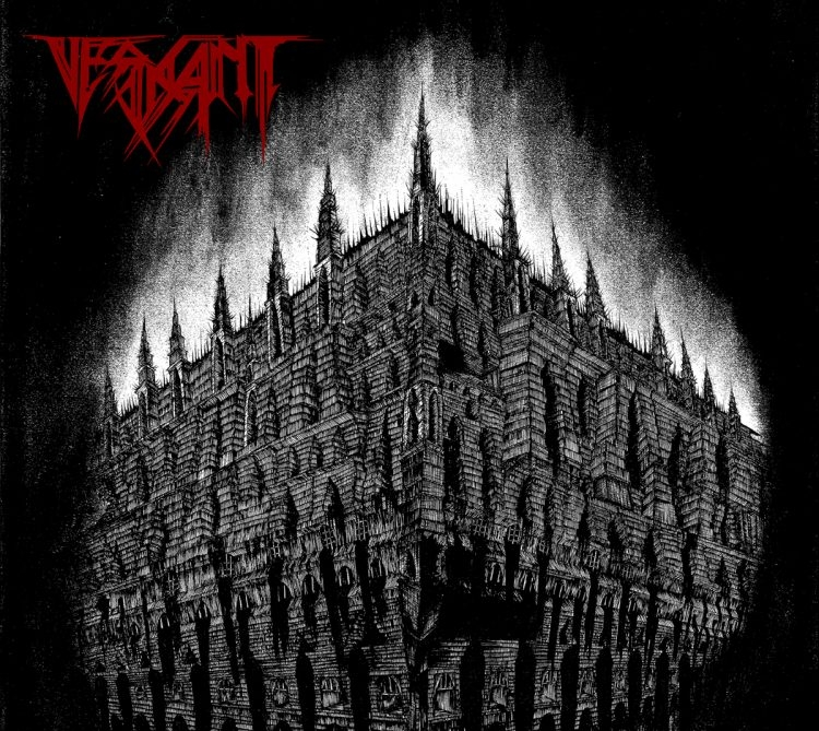 Vesicant - Shadows of Cleansing Iron - LP