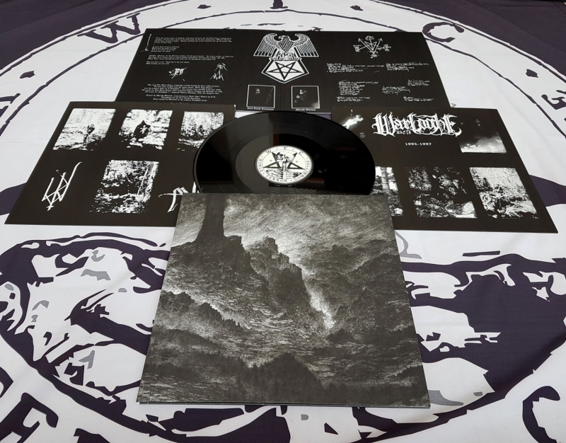 Warloghe - Dark Ages' Return - Gatefold LP